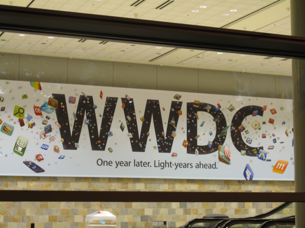 Apple's WWDC Conference Confirmed For June 6