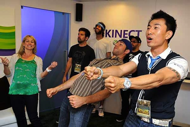Microsoft gives more details on its Kinect SDK release