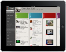 1 Hitpad topics 220x172 Hitpad for iPad: The latest news, fast. [Video]