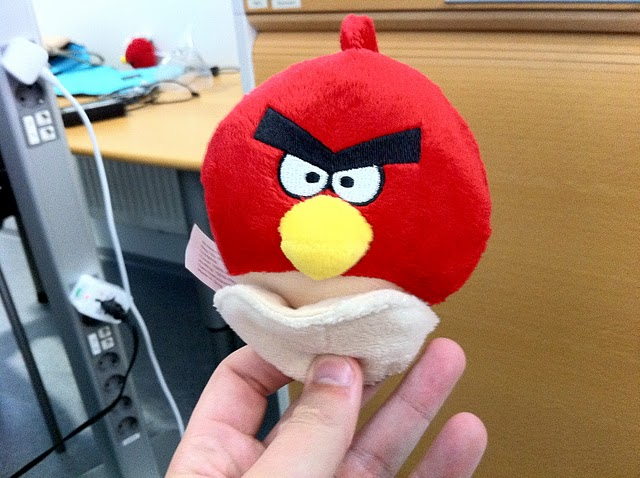 Rovio To Launch Angry Birds Free with Magic, Requires NFC To Unlock Levels