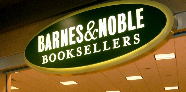 Barnes & Noble spits on Microsoft over patent dispute