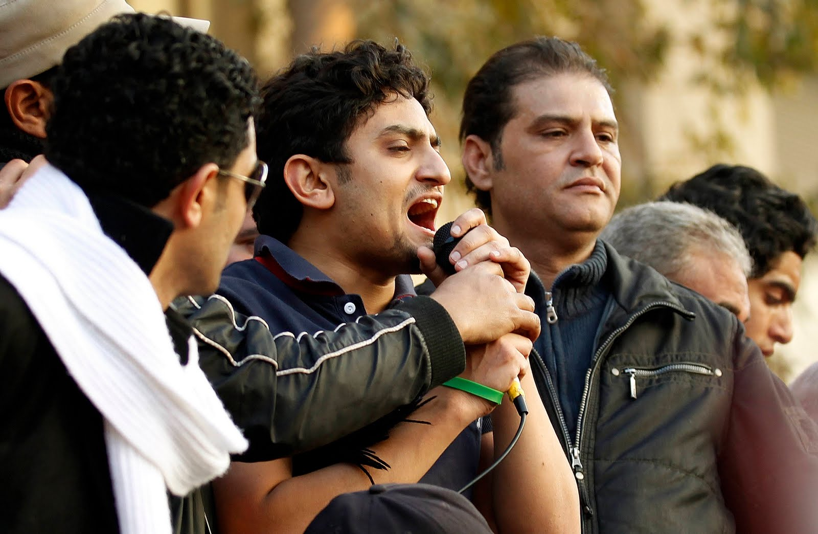 Google's Wael Ghonim takes long term sabbatical to fight poverty in Egypt