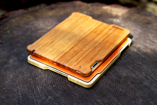 5617723520 8743a70fce b Grove Mades Bamboo Case for iPad 2 is Delicious