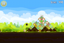 Angry Birds Seasons Level 1 e1303135195228 220x146 Angry Birds Seasons : Easter now live!