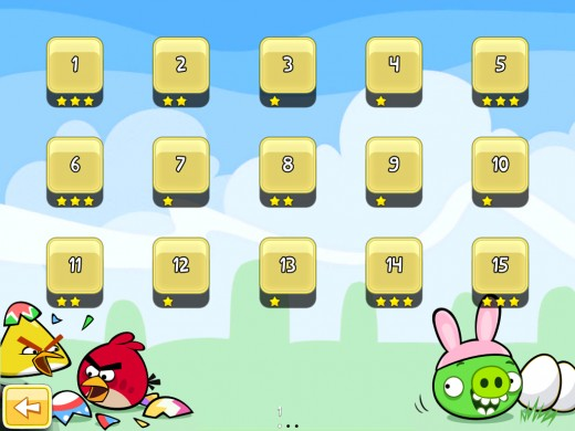 Angry Birds Seasons Various screenshot 11 520x390 Rovio to release Angry Birds Seasons Easter update next week