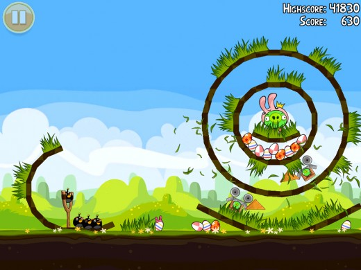 Angry Birds Seasons Various screenshot 9 520x390 Rovio to release Angry Birds Seasons Easter update next week