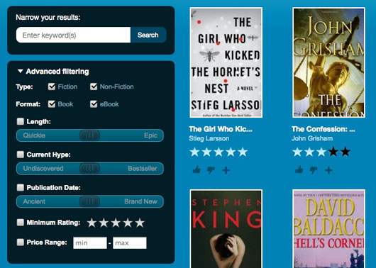 BookYap Discover New Books to Read with BookYaps Smart Recommendations