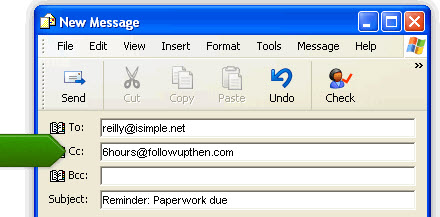FollowUpThen Free and Easy Email Reminders with FollowUpThen