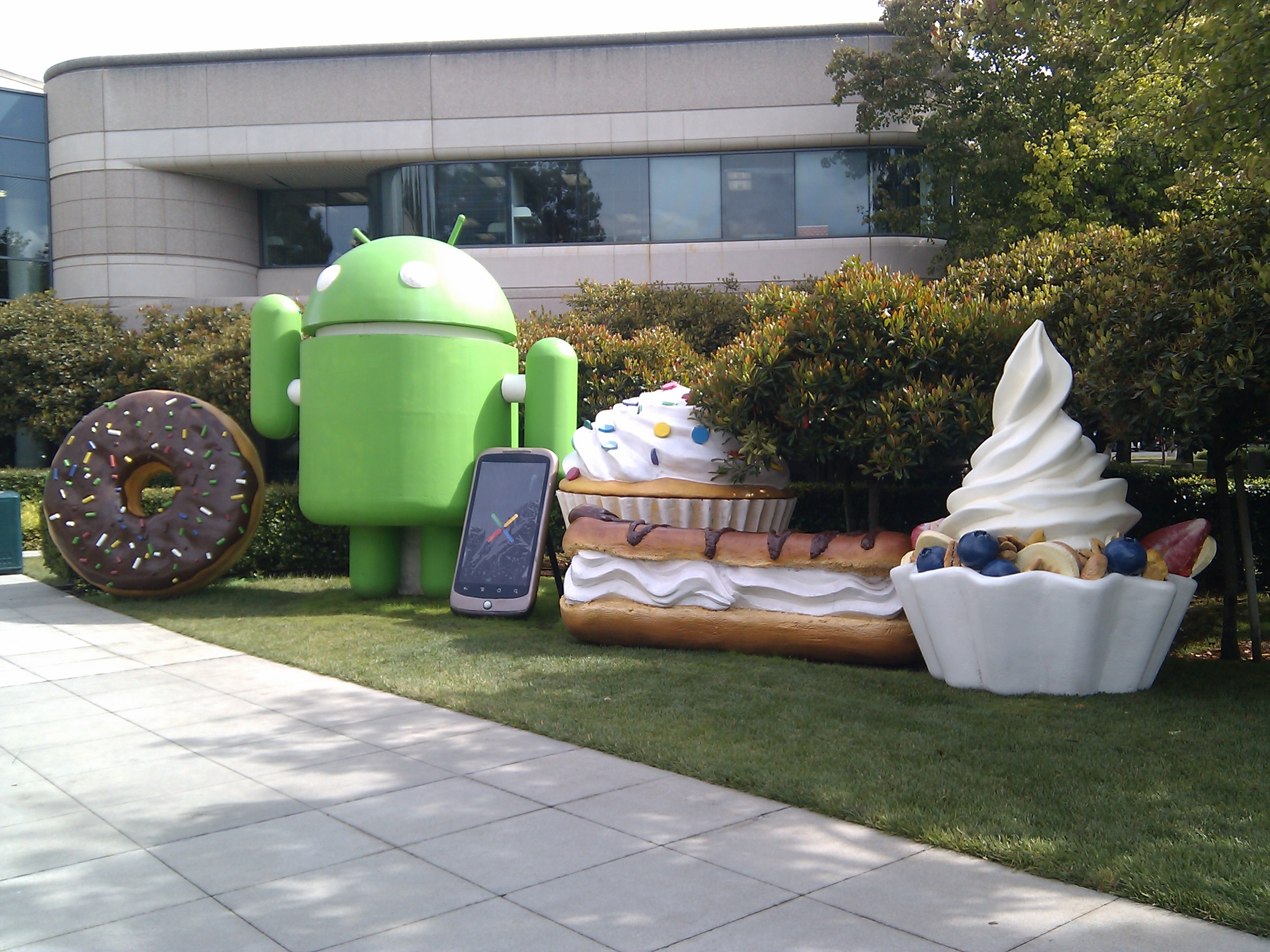 Android Ice Cream To Merge Handset, Tablet and Google TV Codebases?