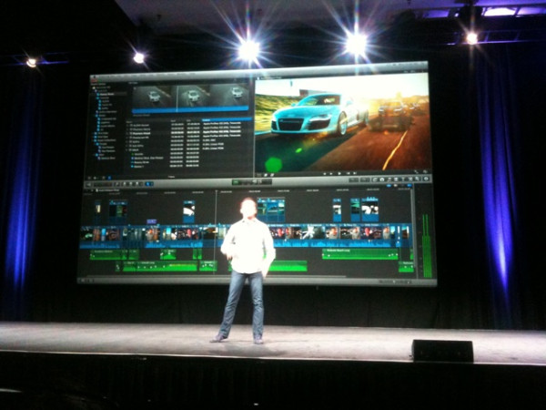 Apple Unveils Final Cut Pro X At Supermeet