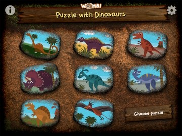 IMG 0082 e1303140996389 TNW Quick Look: Jigsaw Puzzle with Dinosaurs