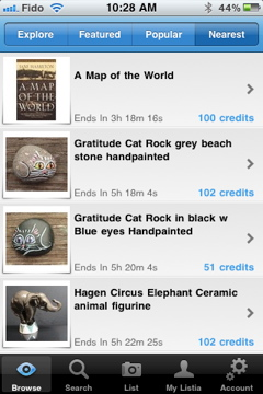 IMG 0890 Listias iPhone app makes listing and finding free stuff a snap