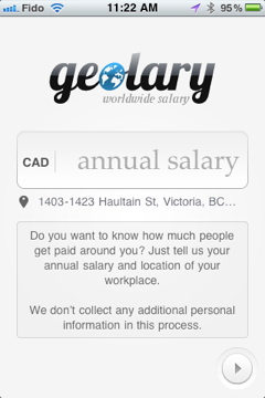 IMG 0903 Geolary compares your salary to others in your neck of the woods