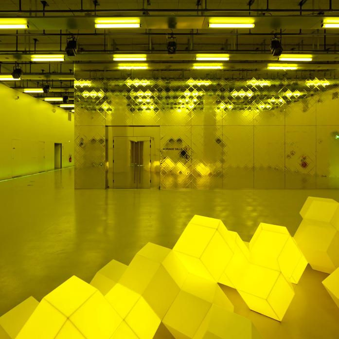 Manuelle Gautrand La Gaîté Lyrique 3 Gorgeous New Centre for Digital Art and Music in Paris [Photos]