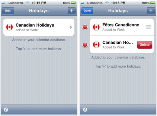 Picture 8 520x384 An iPhone app for tracking Canadian and international holidays