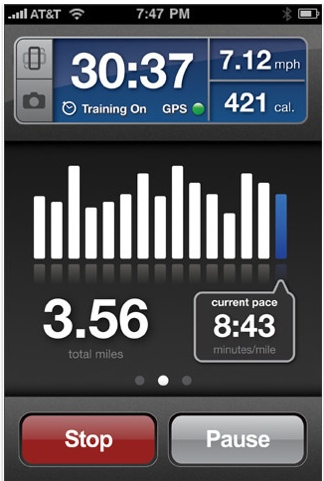 Runkeeper 7 Awesome iOS Apps to Stay Fit