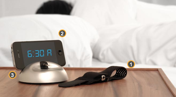 Silicon Startup: Hate your morning alarm? LARK vibrates you awake