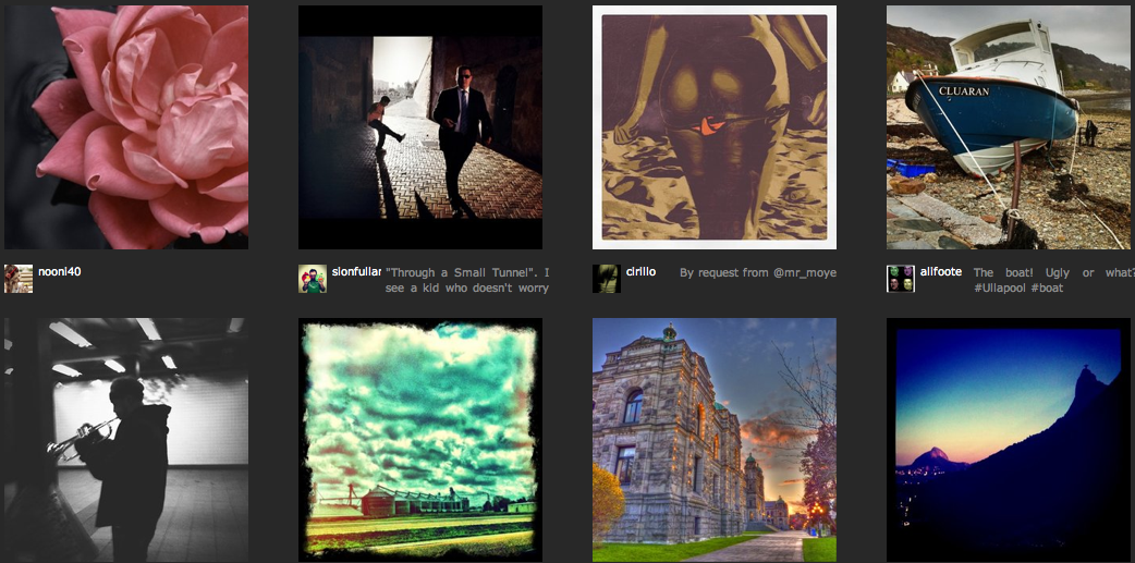 Extragram! Extragram! Hear all about the sweet new Instagram web app