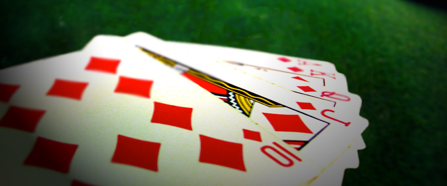 FBI seizes online poker websites; customer funds on lockdown.