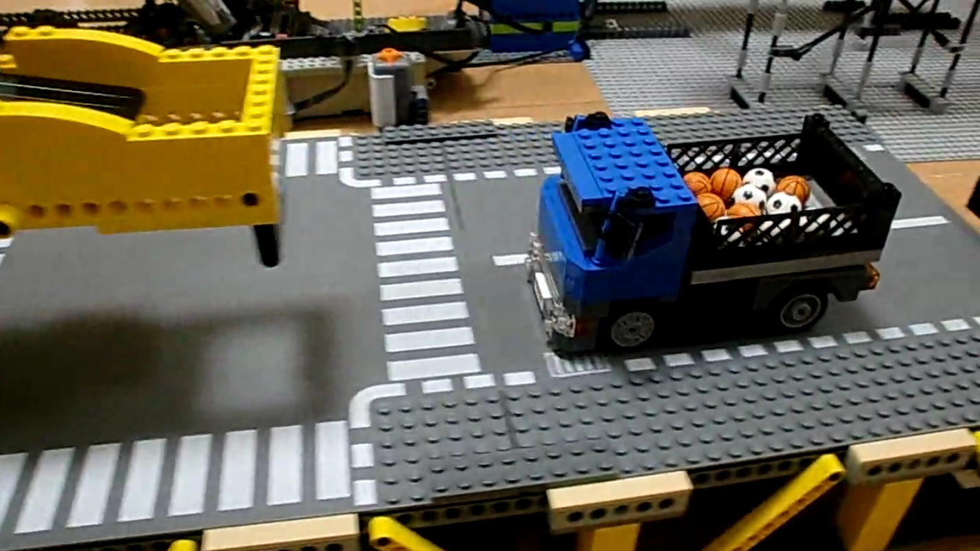 This LEGO Great Ball Contraption Video Is Truly Mesmerising
