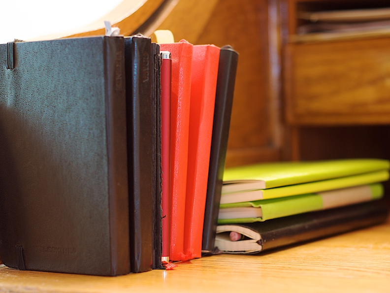 The official Moleskine iOS app arrives. Don't put down your pen yet.