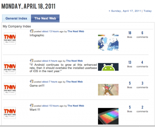 Screen shot 2011 04 18 at 5.36.48 PM 520x428 Want to create better Facebook content? Check out ContentAide