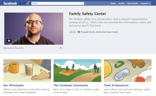 Screen shot 2011 04 19 at 13.06.21 520x323 Facebook pushes online safety with Two Factor Authentication and improved HTTPS
