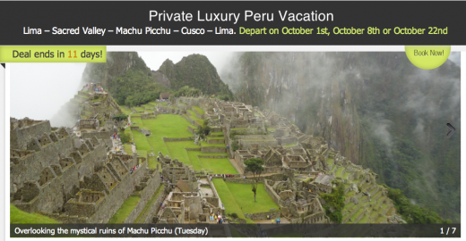 Screen shot 2011 04 20 at 11.15.08 AM 520x270 Just launched: Itinerie, a flash sale site for travel in South America