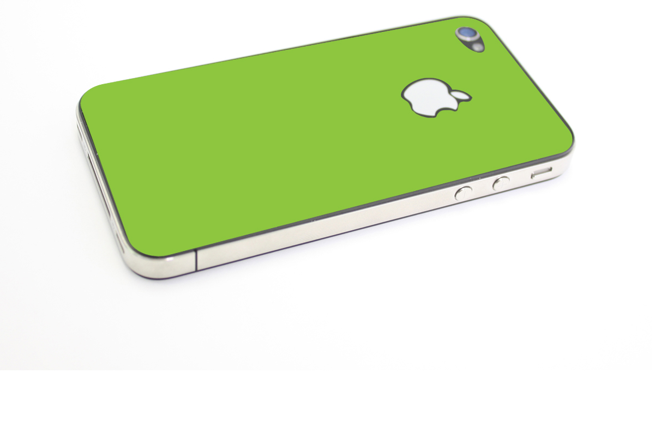 How green is your iPhone? [infographic]