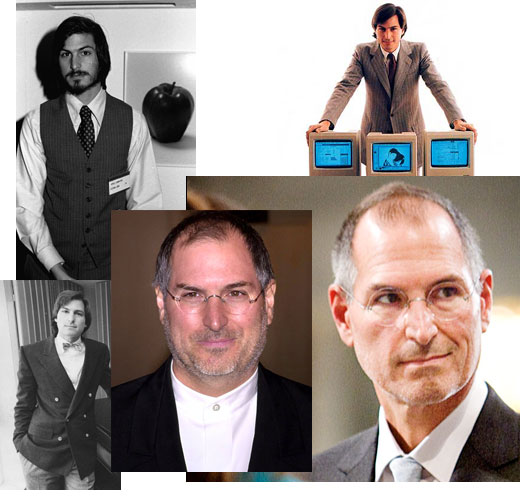Steve Jobs Suits Stylish Technology Entrepreneurs: Steve Jobs