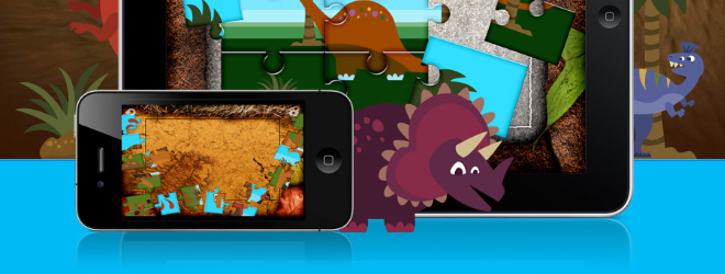 TNW Quick Look: Jigsaw Puzzle with Dinosaurs
