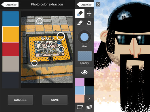adobeideas 7 Tools for Managing Your Color Palettes