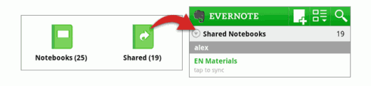 android sharednotesbk 520x121 Evernote announces huge update for Android