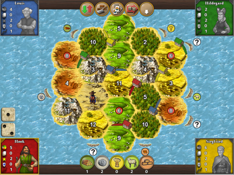 catan The 40 Best Multiplayer Games for iPhone and iPad