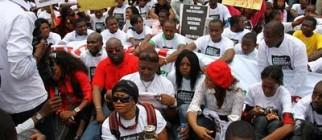 enough is enough nigeria activists