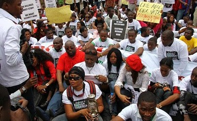 enough is enough nigeria activists