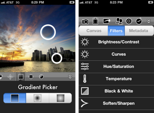 filterstorm 520x380 The Top 30 Best Photography Apps for iPhone