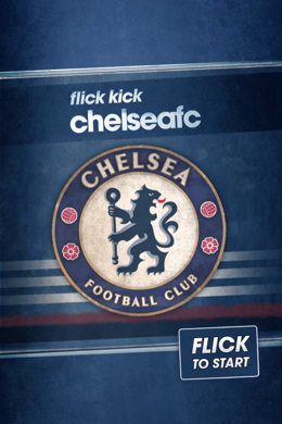 flick kick chelsea 6 Flick Kick Chelsea Brings Team Pride to The Number One Football App