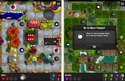 fluke 520x338 The 40 Best Multiplayer Games for iPhone and iPad