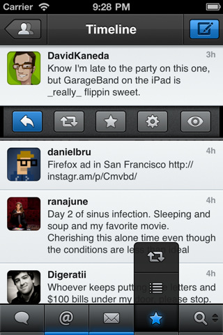 Tweetbot 1.0.2 adds Readability support, fixes slowdowns