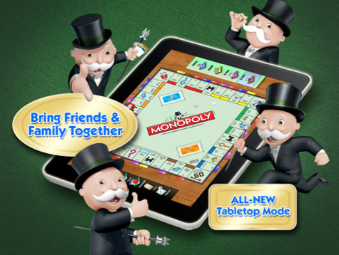 monopoly The 40 Best Multiplayer Games for iPhone and iPad
