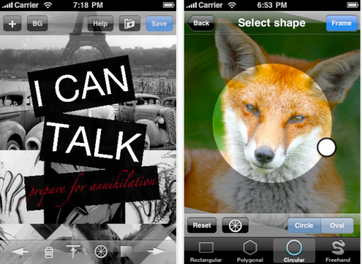 montage 520x379 The Top 30 Best Photography Apps for iPhone