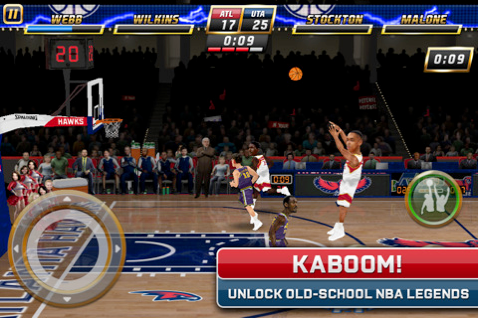 nba jam The 40 Best Multiplayer Games for iPhone and iPad