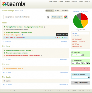 new ui box 297x300 Workplace performance tool Teamly leaves beta, launches free and paid plans
