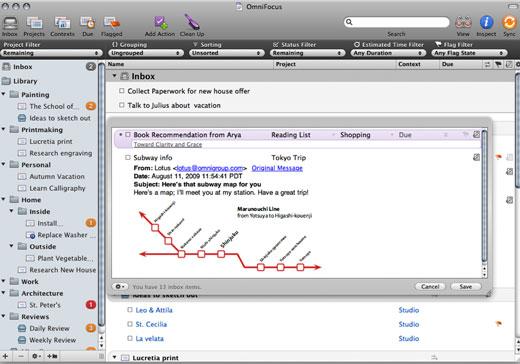 Mac OS X Task Manager Showdown