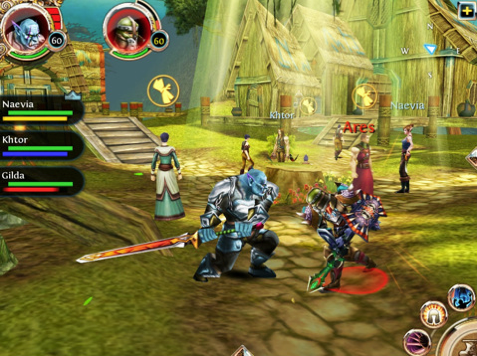 order and chaos The 40 Best Multiplayer Games for iPhone and iPad