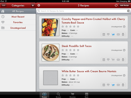 paprika 2 Paprika: A tasty iOS app for managing recipes