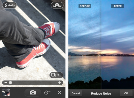 photoshopexpress 520x381 The Top 30 Best Photography Apps for iPhone