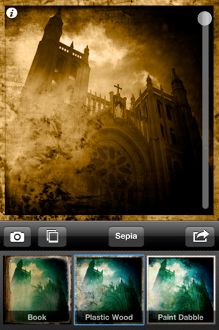 picfx The Top 30 Best Photography Apps for iPhone