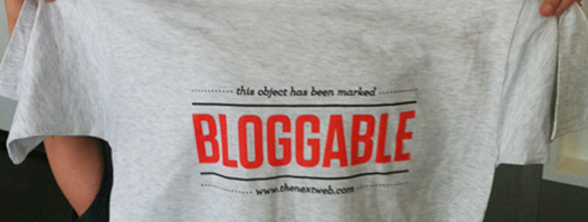 You too can be a bloggable object!